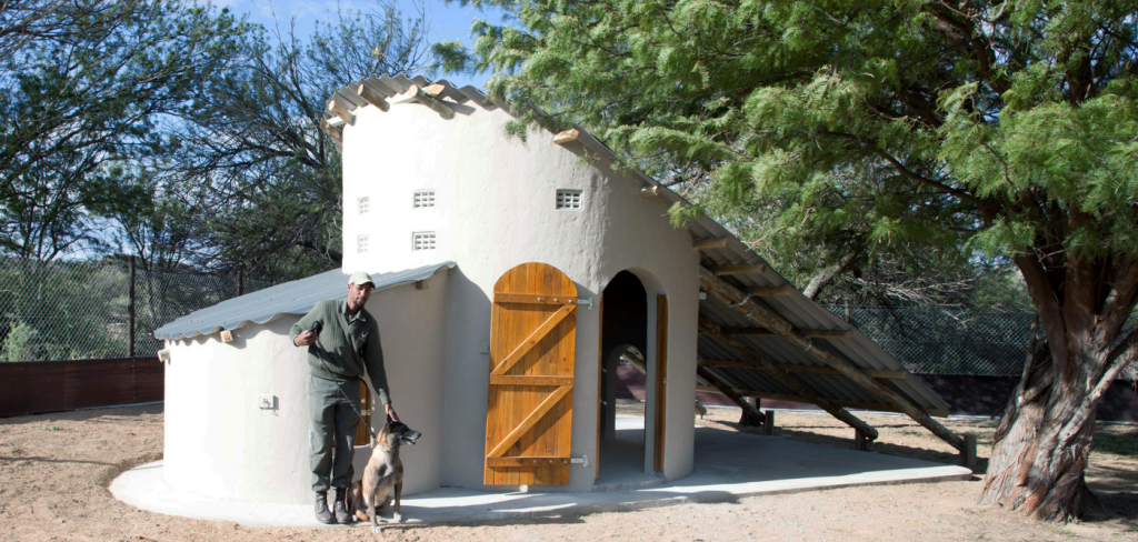 NFA provides modern kennels for anti-poaching dogs in South Africa 7