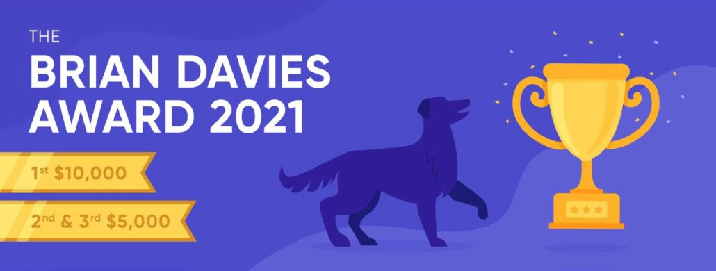 BRIAN DAVIES AWARD 2021: We need YOUR help to select this year's winners!