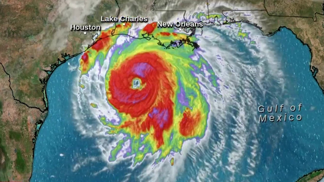 KILLER HURRICANE STRIKES the Gulf Coast: PLEASE HELP! 1