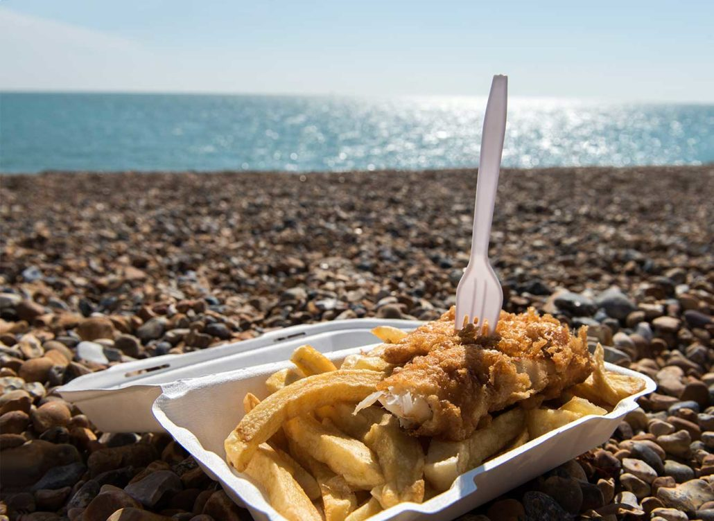 Think Before You Eat: Take-Away Seafood Is Not As Sustainable As Consumers Would Like To Think 3
